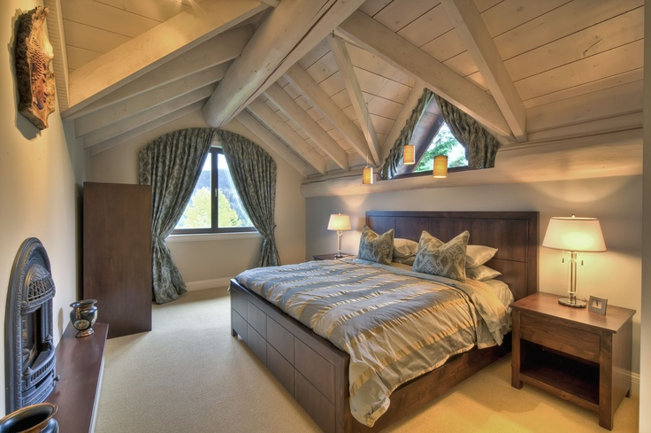 Rustic Master Bedroom By Debbie Evans House Ideas D