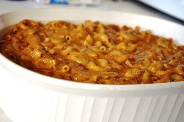 "Pumpkin Mac and ""Cheese"" | Another Vegan Mac-n-Cheez..... | Pinterest"