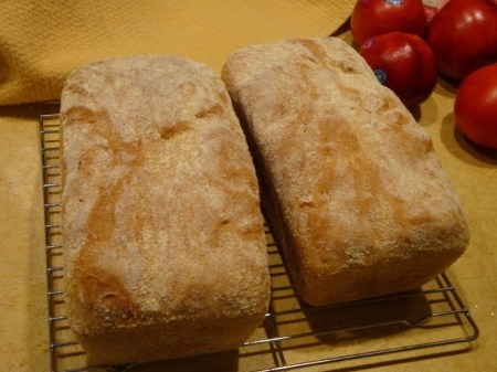 English Muffin Loaves | Food | Pinterest