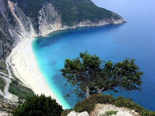 myrtos beach,kefalonia