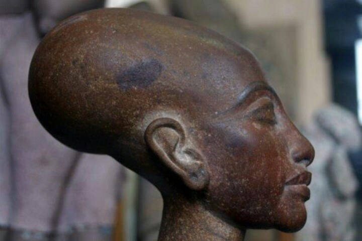 Elongated Heads measurements of beauty in Ancient AfricaElongated Skulls Africa