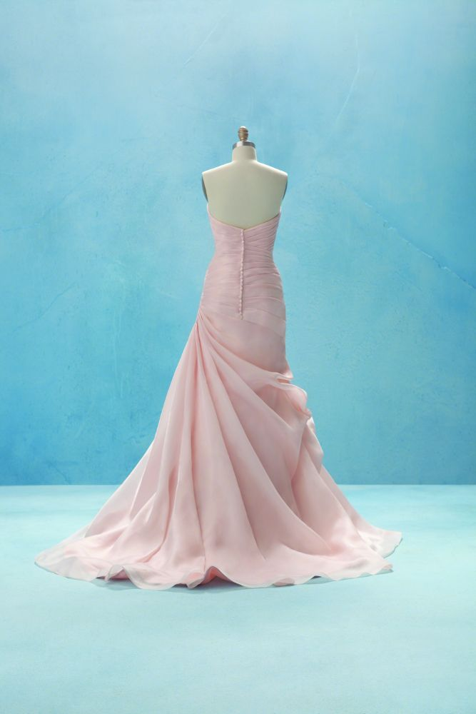 Sleeping beauty back wedding dresses pinterest for Sleeping beauty wedding dress