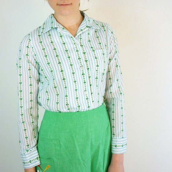 Girl Scout Blouse 62