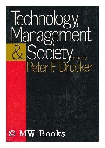 essays on peter drucker