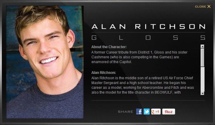 Alan Ritchson Gloss