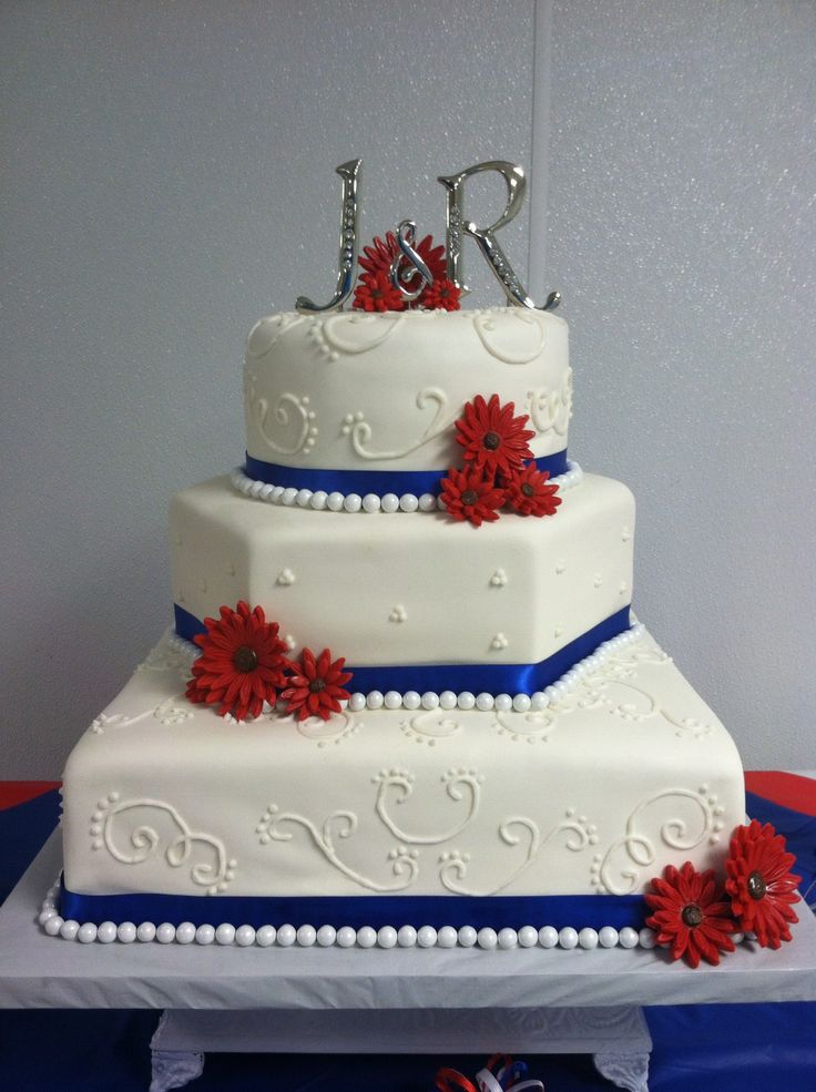 july 4th cake designs