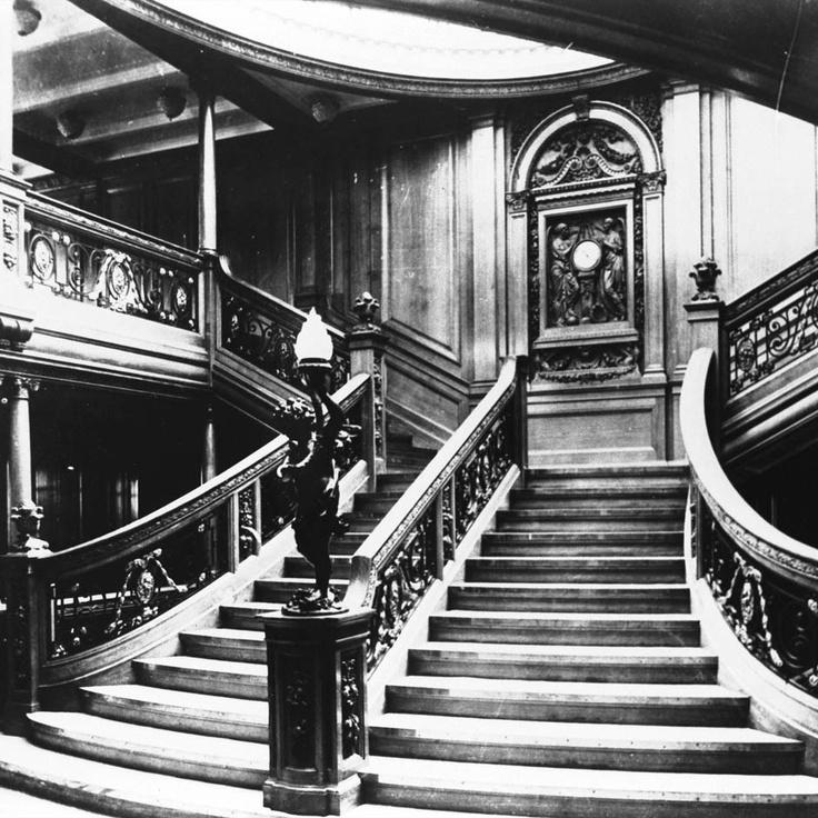 titanic grand staircase vi - photo #20
