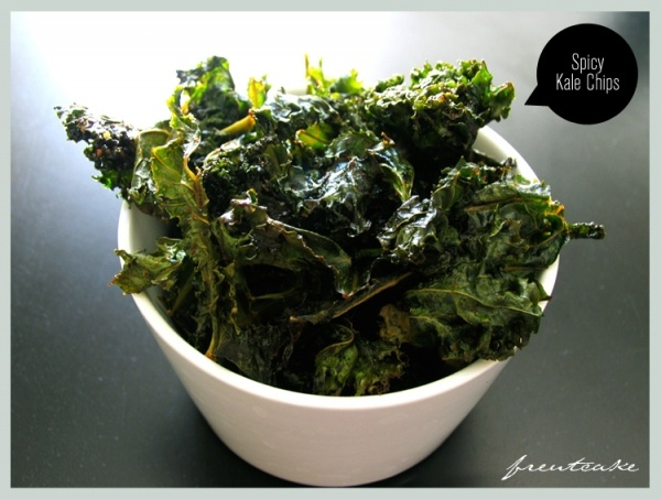 Chili sauce kale chips! | Food | Pinterest