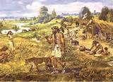 002 - El concepto de producción sigue el mismo camino que la historia del hombre, producir es sinónimo de recolectar, pescar, cazar, cocinar, etc.