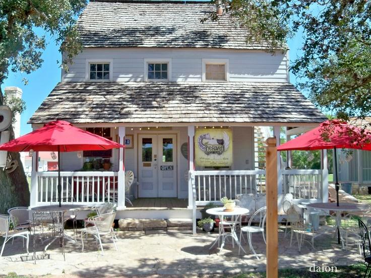 Royer's Pie Haven, Round Top Texas