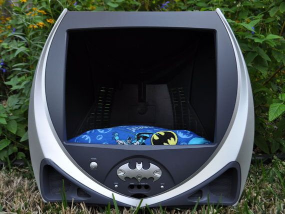 batman tv pet bed by groovypetbeds on etsy 179 00