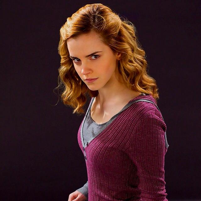 Hermione Granger. Emma Watson/Hermione Granger