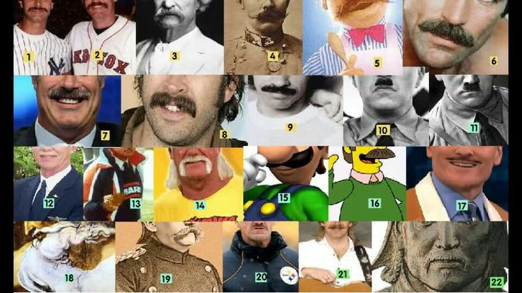 36 Best Famous mustaches images | Anime characters ...