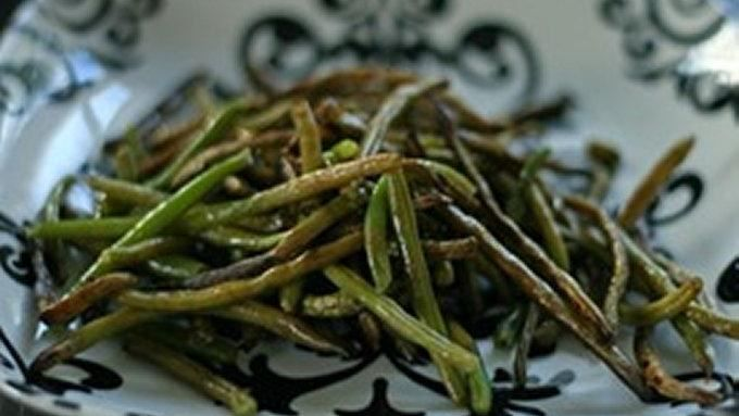 Roasted Balsamic Green Beans | Recipe