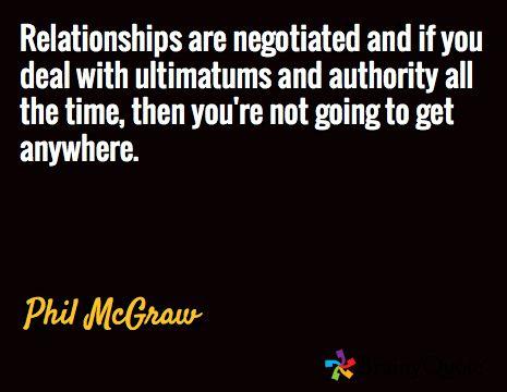 relationship ultimatum quotes