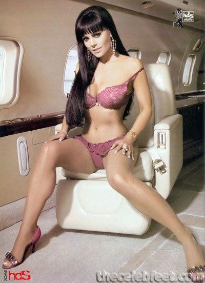 Bikini Image Of Maribel Guardia