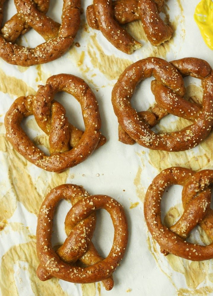 Gluten-Free Soft Pretzels Recipe — Dishmaps