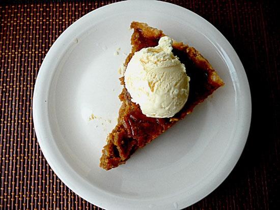 Pumpkin Mascarpone Pie | Recipe