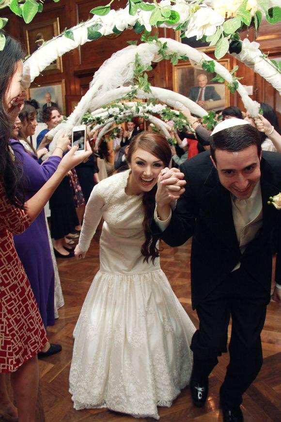 Modern Orthodox Jewish Wedding