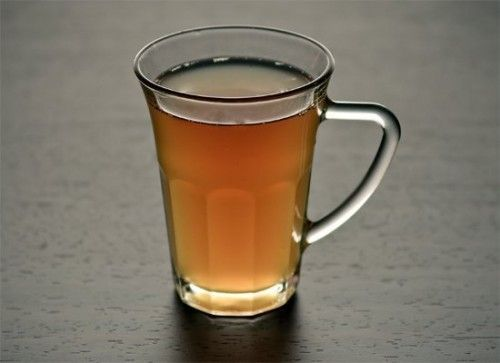 Drinks: Hot Buttered Rum with a Batter a Yummy Hot Toddy