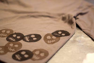 Potato Print Clothing