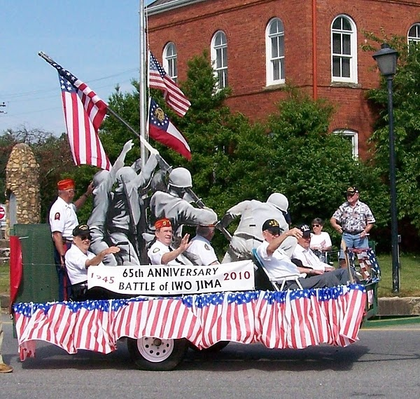 memorial day parade fort worth