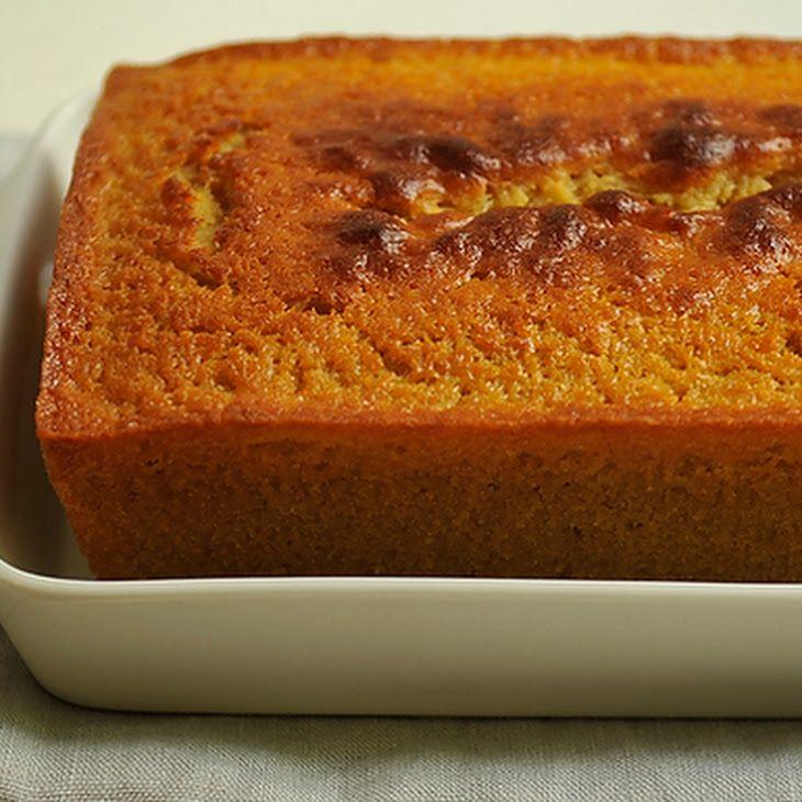Maple Yogurt Pound Cake Recipe | Food Porn | Pinterest
