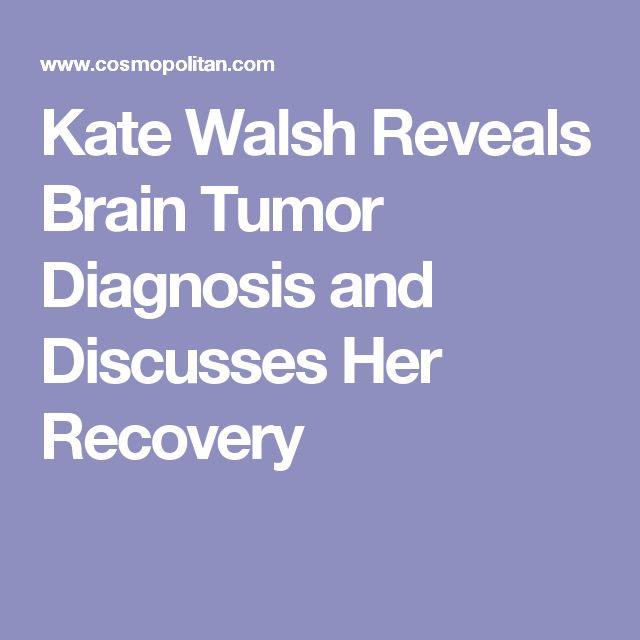 Kate Walsh Reveals She Was Diagnosed With A Brain Tumor Two Years Ago foto