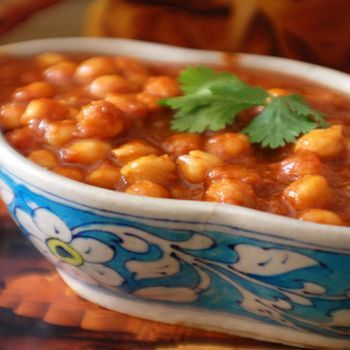 Chana Masala (chickpea curry) | My Favorite Food | Pinterest