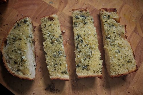 bread garlic bread garlic bread garlic bread garlic and thyme bread ...