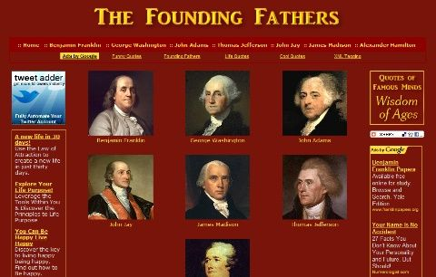 the accomplishments of benjamin franklin as one of the founding fathers of the united states Benjamin franklin is known as one of the founding fathers of the united states of america with this biography, explore the childhood and profile of benjamin franklin.