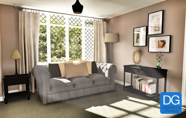 Living room cad design interior design cad pinterest for Room design cad
