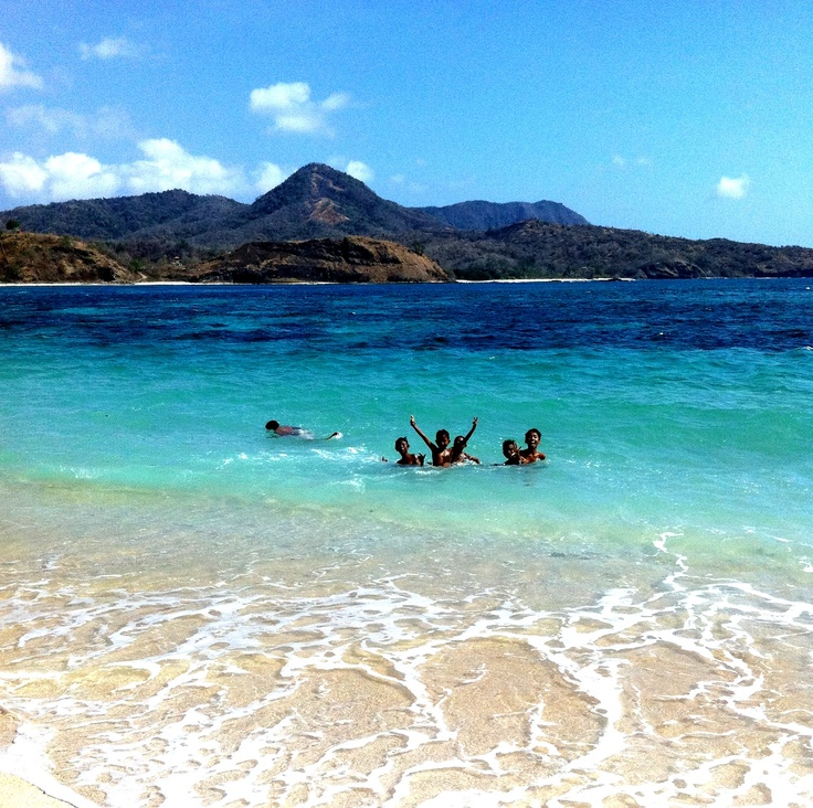 Sumbawa Indonesia  city pictures gallery : Maluk Beach, Sumbawa, Indonesia | Life's a beach | Pinterest