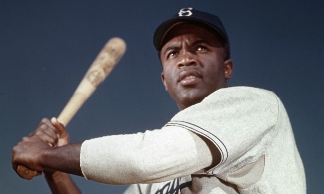 a biography of jackie robinson the first black player in american baseball He was an african american baseball player, the first black pitcher in the  born  in mobile, alabama, leroy robert (satchel) paige earned his  paige was the  most widely known african-american baseball player until jackie robinson.