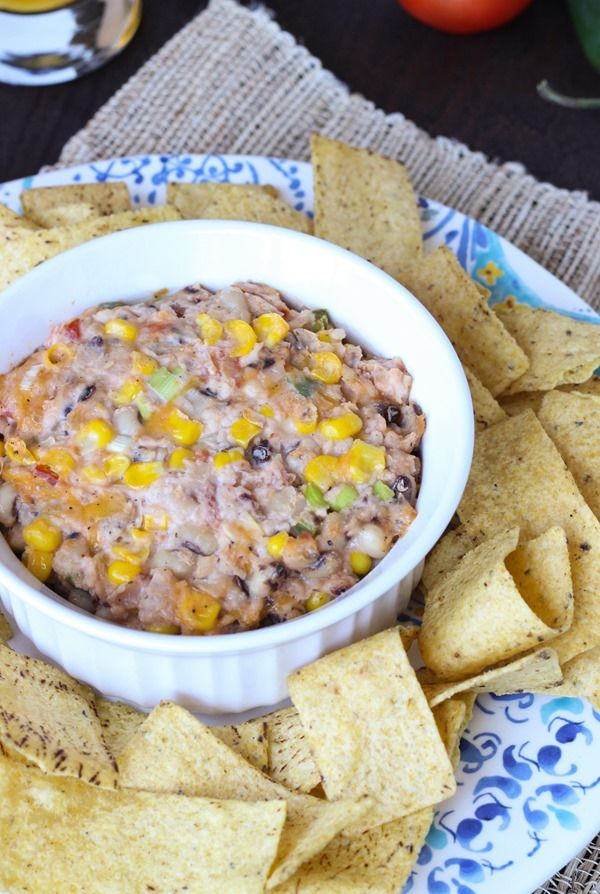Black-Eyed Pea Dip. Have you heard the tradition of cooking black-eyed ...