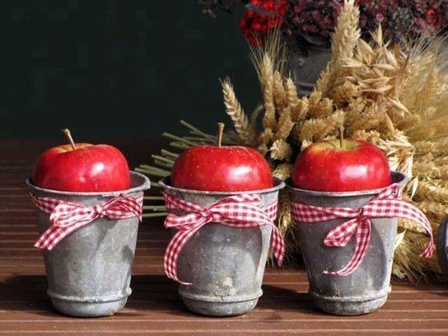 Apple decorations averry pinterest for Apple decoration ideas