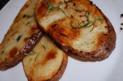 Greek Easter Dinner | ... _Potatoes_with_rosemary_and_lemon_104_Greek ...