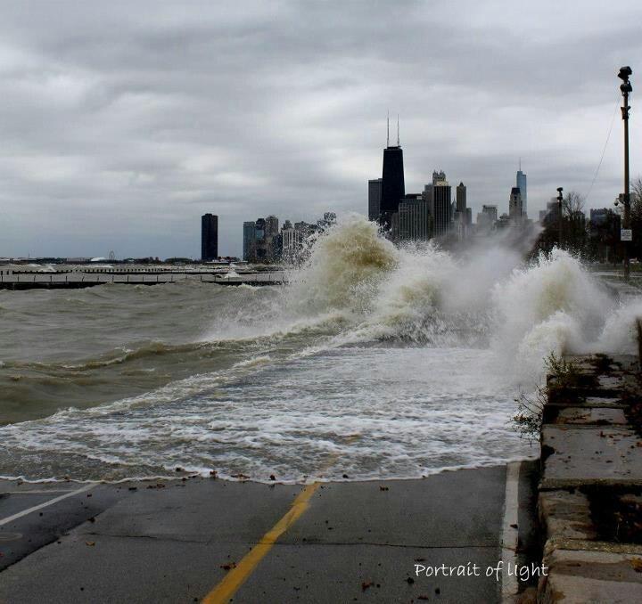 Lake Michigan hurricane sandy | Www.facebook.com/portraitoflight http ... Hurricane