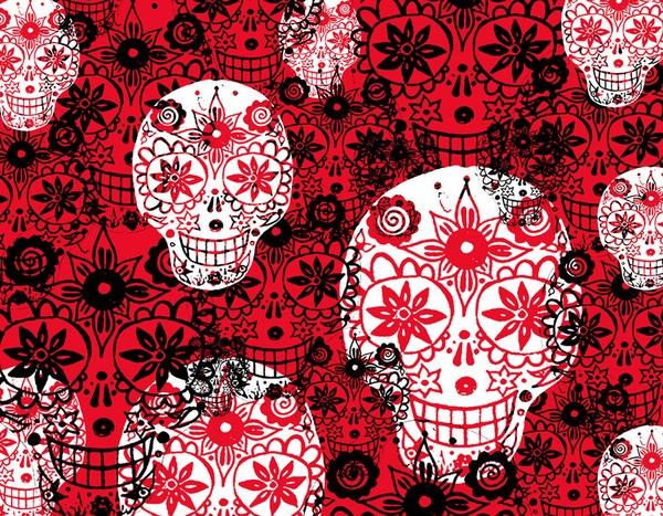 DIA De Los Muertos Paper