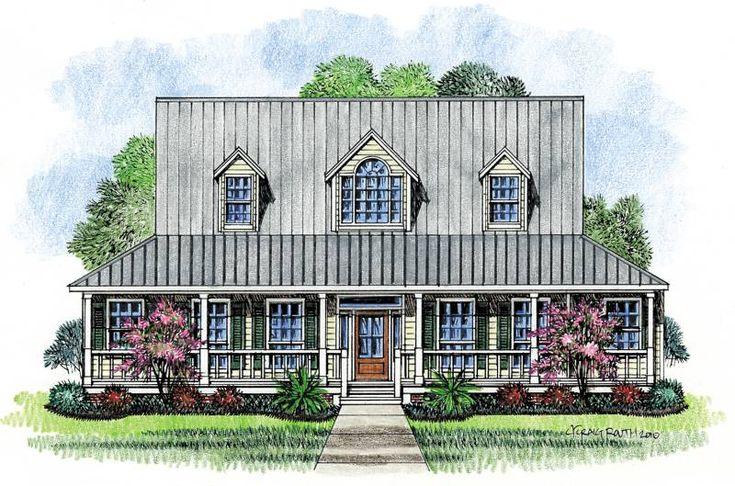 Acadian House Plans House Plans Pinterest