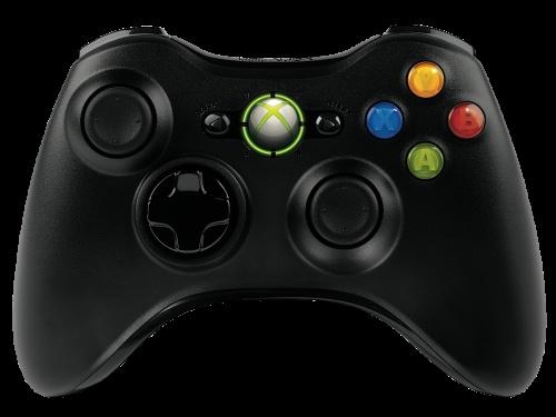Xbox 360 Controller-- ...
