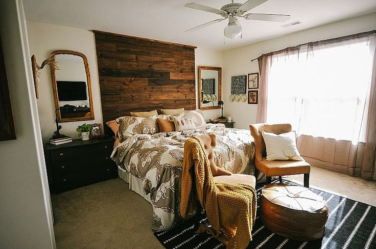 diy beautiful budget rustic master bedroom makeover all the diy