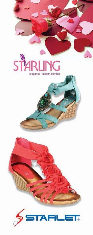 Starlet Shoes Eid Collection 2013 For Women 005