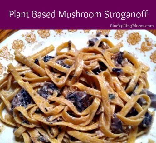 soup improved mushroom stroganoff soup improved recipes dishmaps ...