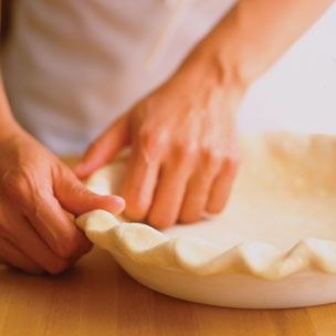 Basic Pie Dough by katheryn | PIES AND CRUST | Pinterest