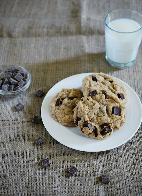 Chewy Gooey Chocolate Chip Cookies | Bakery | Pinterest
