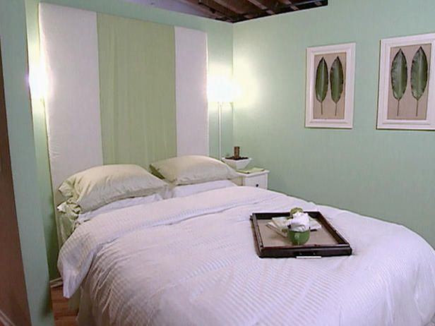 Urban Oasis Bedroom
