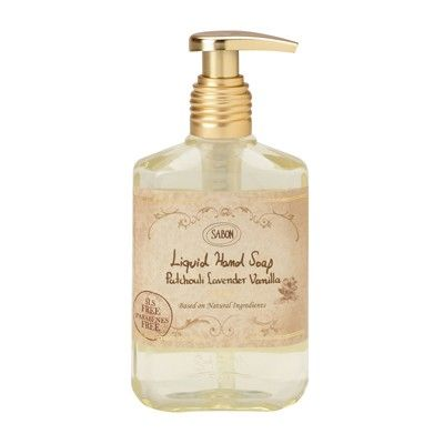 , lavender and vanilla combine in a chamomile-enriched hand soap ...