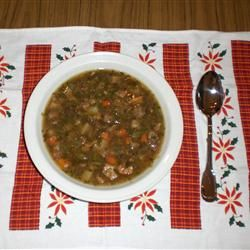 Authentic Pepper Pot Soup Allrecipes.com