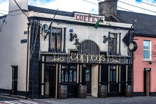 Coffeys Pub Main Street Newbridge - County Kildare (Ireland)